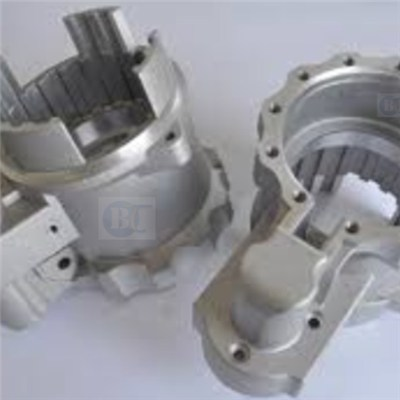 CNC Machined Part, Made of Aluminum, with Natural Surface