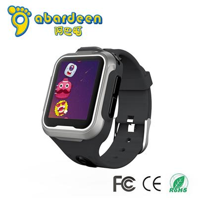 Newest Abardeen T1605 Kids Gps Smart Tracker Watch With 5 HD Camera And Wifi Download