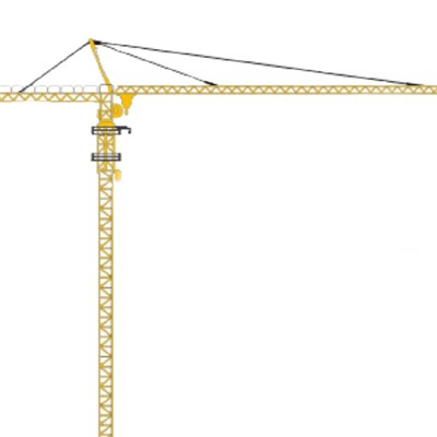 XCMG Pointed Tower Crane