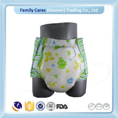 Free Samples Baby Printed Feature Adult Diapers From China
