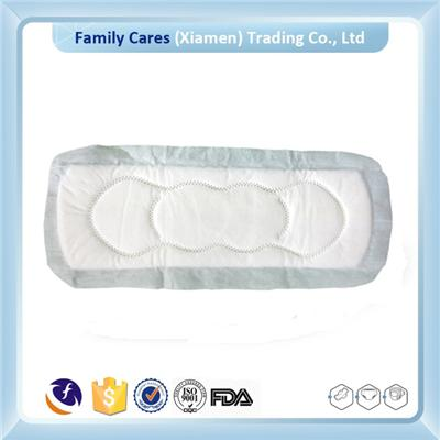 Ultra Thick Wingless Regular Sanitary Napkin For Girls