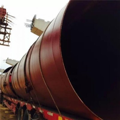 Pesco ASTM A252 Piling Pipes A252 Steel Piling Pipes