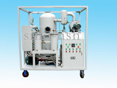 Transformer oil recovery and oil refinery equipment