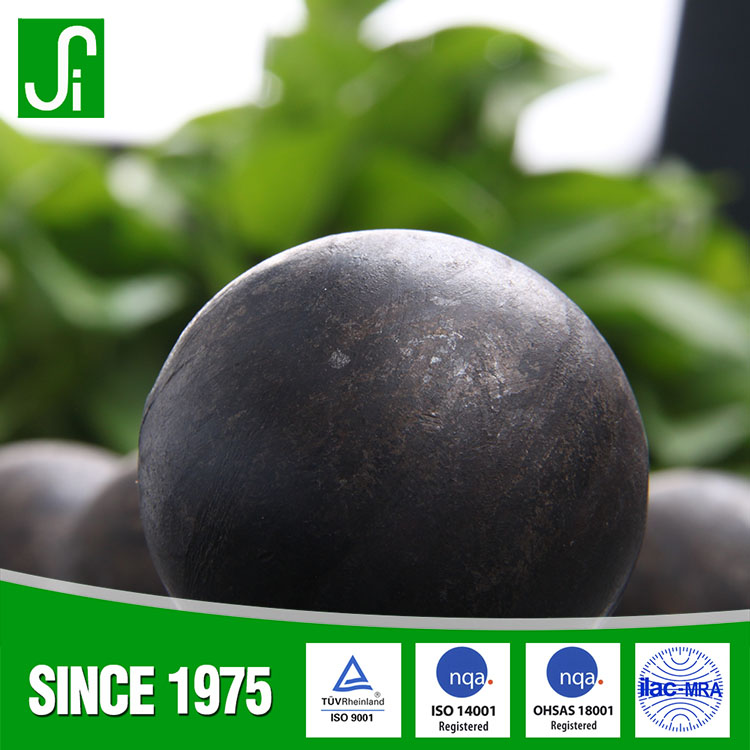 B2 B3 BU material forged steel grinding media ball