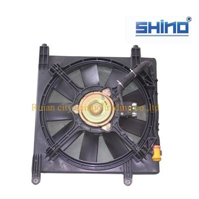 Wholesale All Of Auto Spare Parts For Lifan 520radiator Fan LBA1308100B1 With ISO9001 Certification,standard Package Anti-cracking Warranty 1 Year