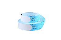 waterproof anti-alcohol durable direct thermal wristbands