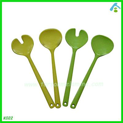 100% Melamine Fork And Spoon