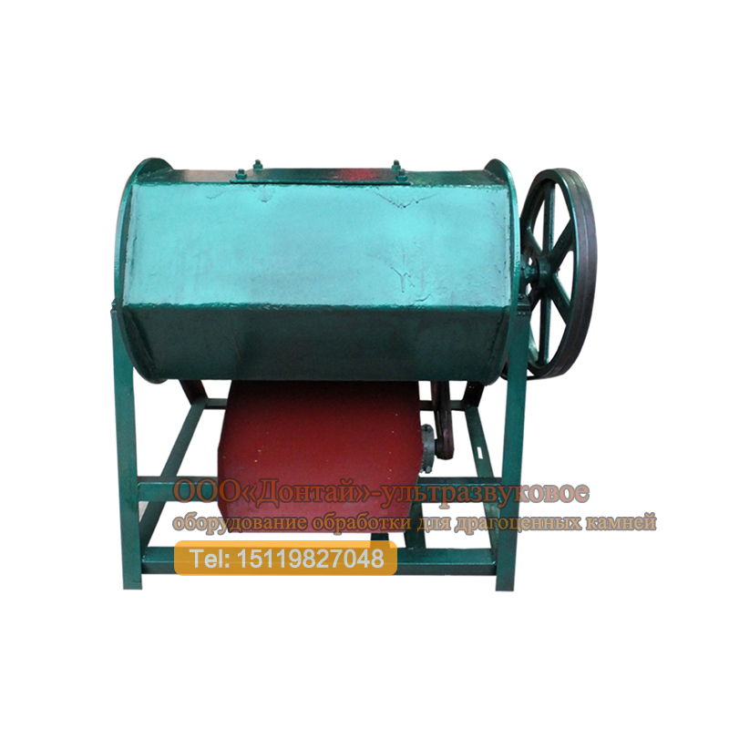 Hexagonal agate polishing machine