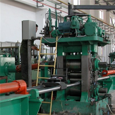 Screw Steel Induction Heating Hot-rolled Production Line