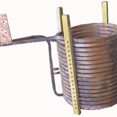 Disc Multi-turn Induction Heating Coil