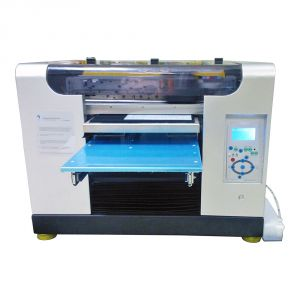 13 x 18.8 A3+ Size Calca DFP1390T Economics T-shirt Flatbed Printer with Rip Software