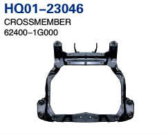 Accent 2006 Crossmember, Cross Member, Rear Crossmember (62400-1G000, 55100-1E100)