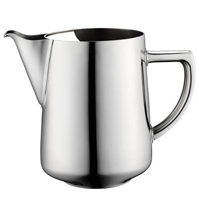 Stainless Steel Water Pitcher For Home With Ice Guard And Handle