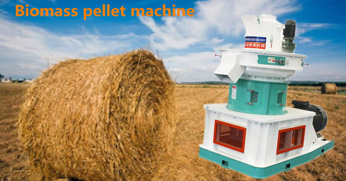 Kingoro high quality biomass pellet machine for sale