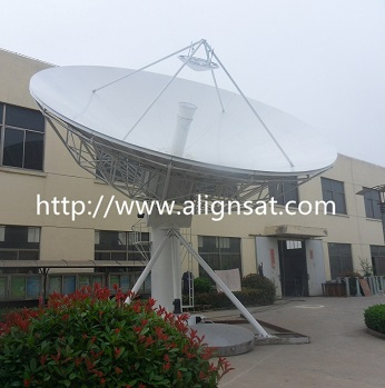 Alignsat 9.0m Earth Station Antenna