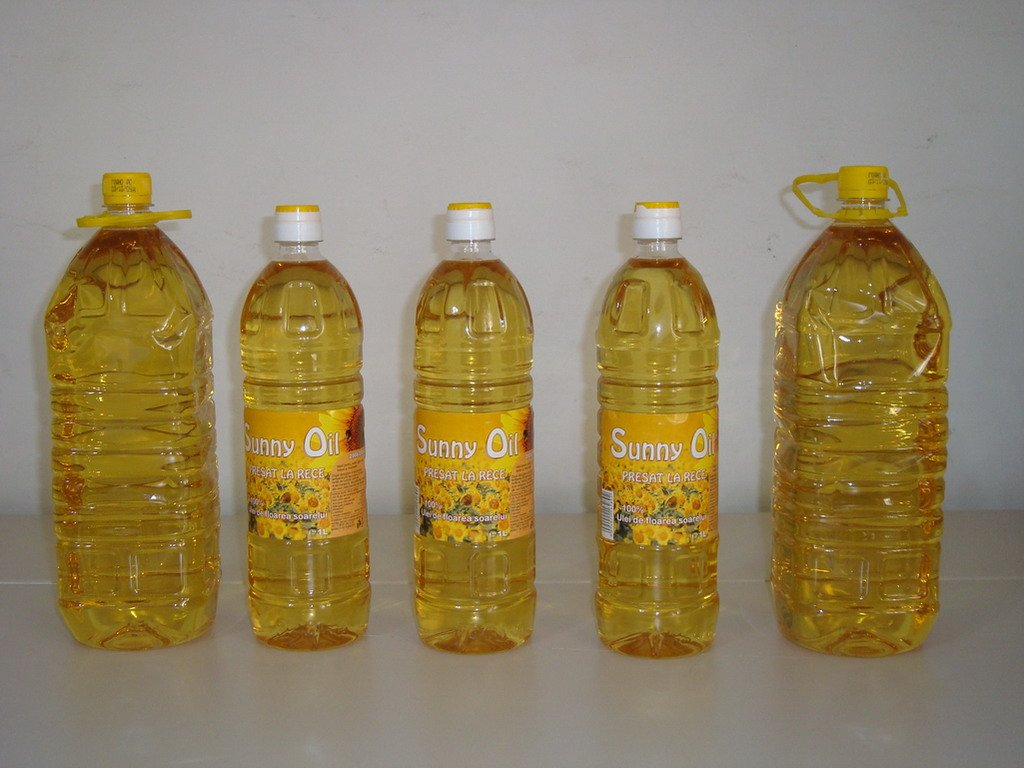 Refined Soybean Oil (RSFO) / Refined Sunflower Cooking Oil