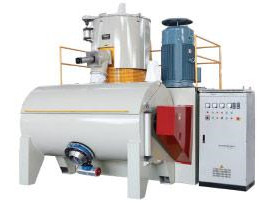PVC High speed heat cold mixing mixer introduction