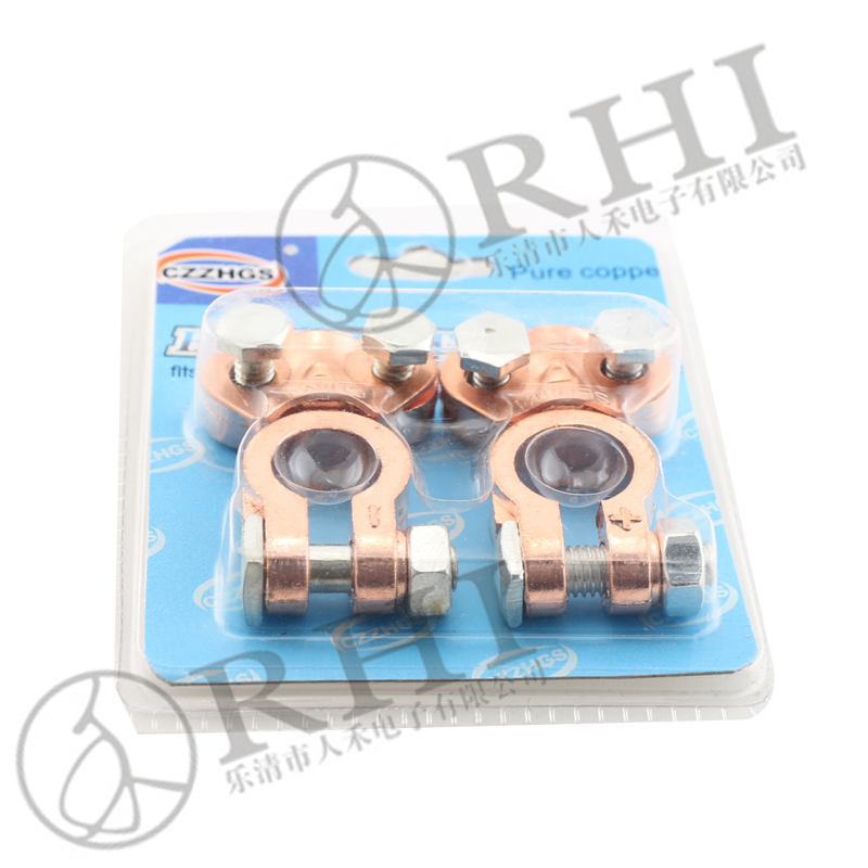 Zinc Alloy brass battery terminals for car/auto/motor /truck