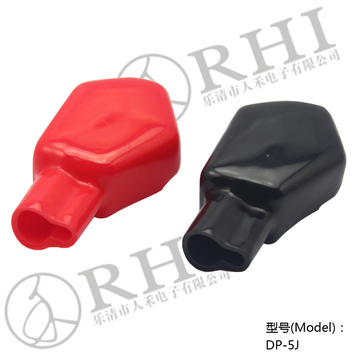 soft PVC battery terminal cover auto parts wire covers