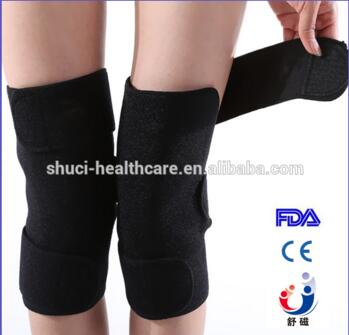 Tourmaline Magnetic Therapy Thermal Self-heating Knee Support Brace Protector