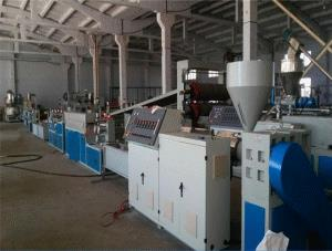 PP Packing Strap Band Extrusion Machine