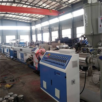 PPR Hot And Cold Water Pipe Production Line