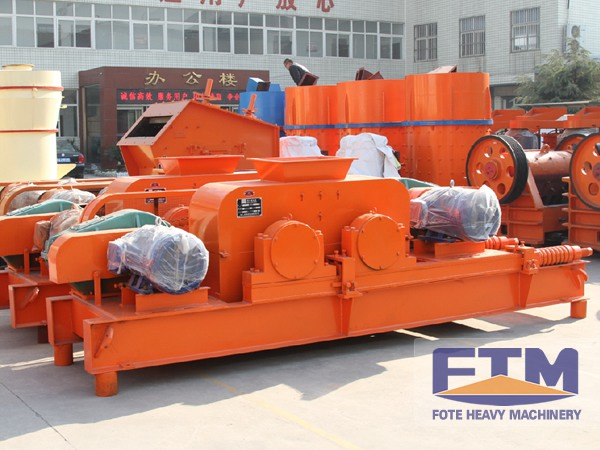 Gravel With Roller Crusher/ Roll Crusher/ Coal Crusher