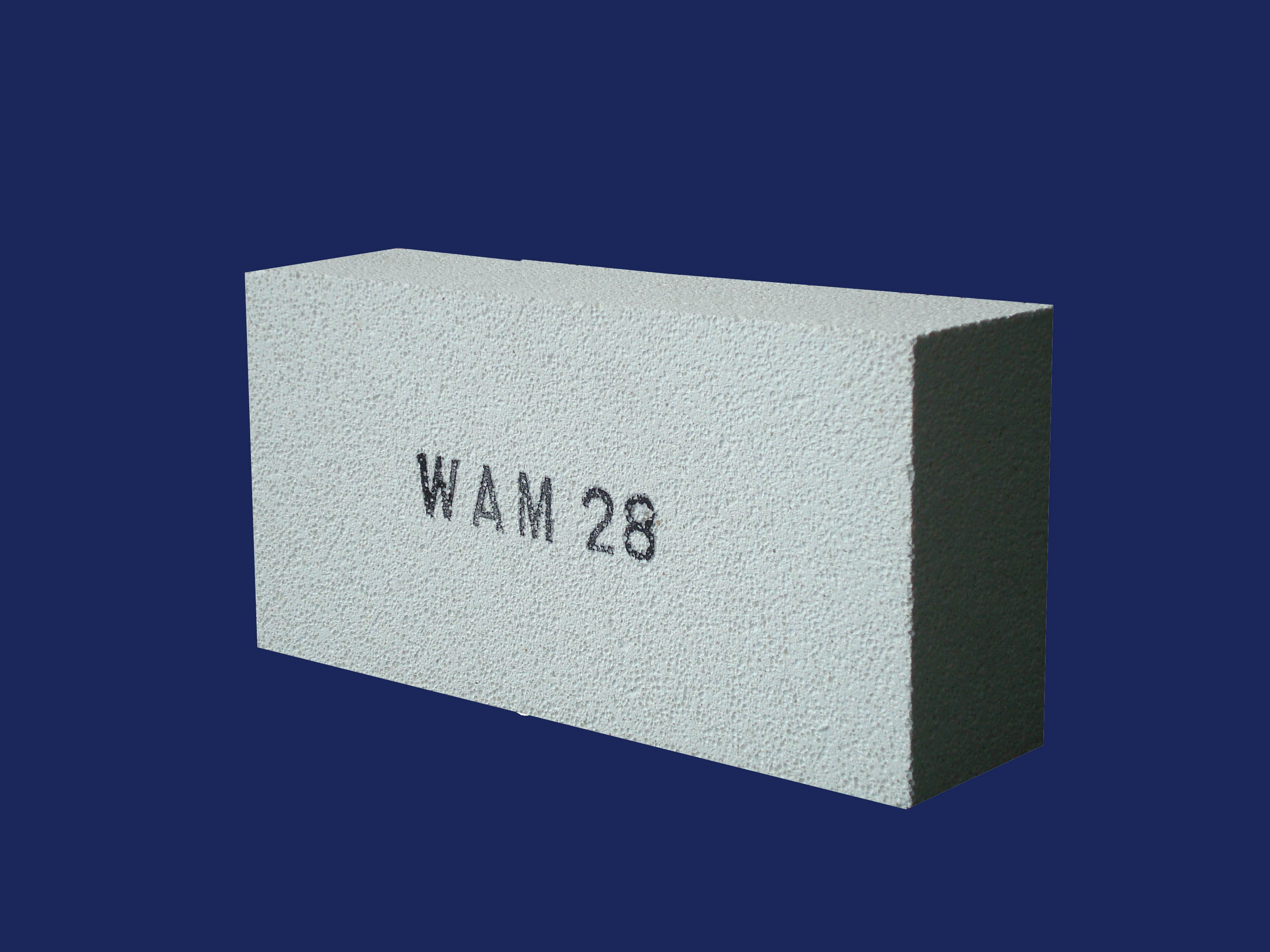 High strength high temperature insulating bricks as ASTM JIS standard for industry kilns