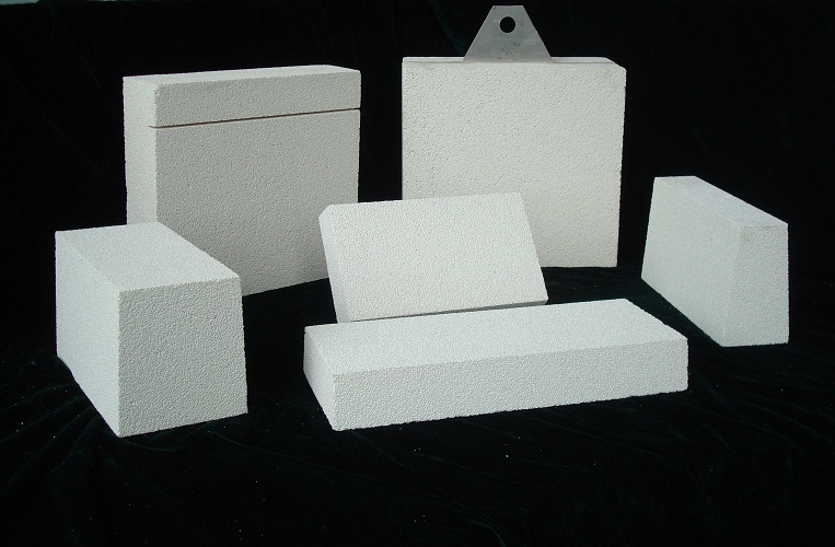 WAM special shape insulating bricks for industry furnace and kiln