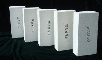 23 26 28 30 grade insulating bricks white color with low iron for sale