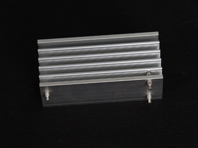 Customized Mini Aluminum Profile Electronic heatsink/CRT/LCD/PDP/computer heatsink