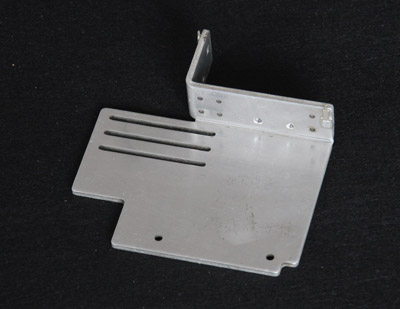 CNC maching High Precision Aluminum Plate heatsink Stamping/Sheet Metal Parts
