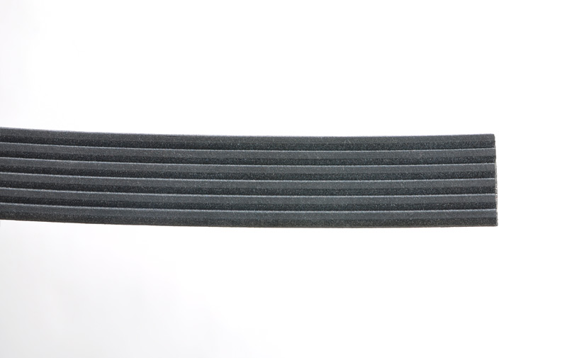 High Flexibility Trapezoidal Tooth PK Belts