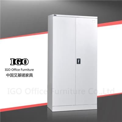 Good Appearance Swing Door KD Structure Steel Cupboard