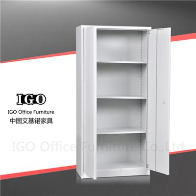 New Design Full Height Handle Steel Cupboard For UAE Market