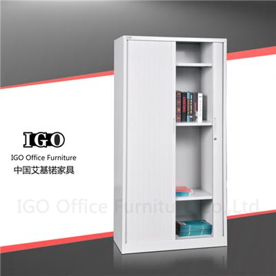 2016 High Quality Full Height Metal Rolling Door Steel Cupboard Direct Factory