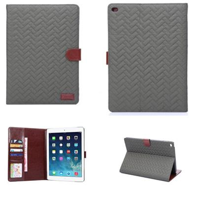 Flip PU Leather Wallet Case Cover For Apple IPad Air