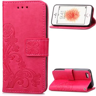 PU Leather Stand Smart Case Cover For IPhone 5 5S SE