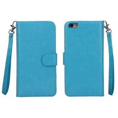 Multi-function Cow Leather Apple IPhone 7 Plus Case