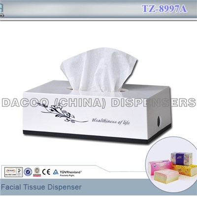 TZ-8997A Facial Tissue Dispenser