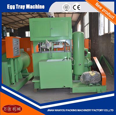 2Years Warranty Waste Paper Pulp Molding Egg Plate/Egg Carton/Egg Tray Making Machine