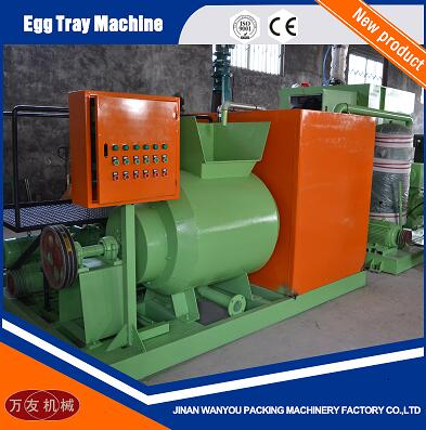 Paper Pulp Egg Tray Making Machine Semi-automatic & Full Automactic Production Line
