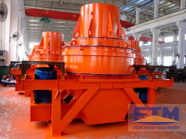 FTM Sand Crusher/ Gravel Material Crusher/Sand Maker