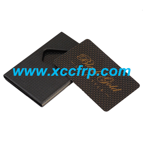 Carbon Fiber Products Customized Carbon Fiber Business Cards Names Cards