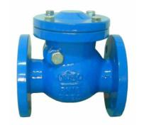 DIN 2543-2545/DIN 2501 cast iron flange type swing check valve