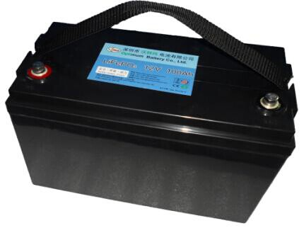 lithium Battery- LiFePO4 Battery 12V100Ah