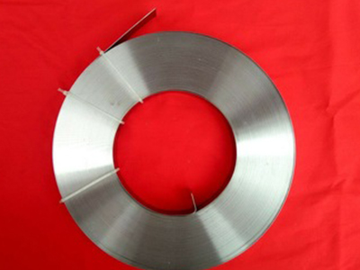 Stainless Steel Banding for Telecom