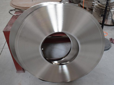 316 Cold Rolled Stainless Steel Strips Banding
