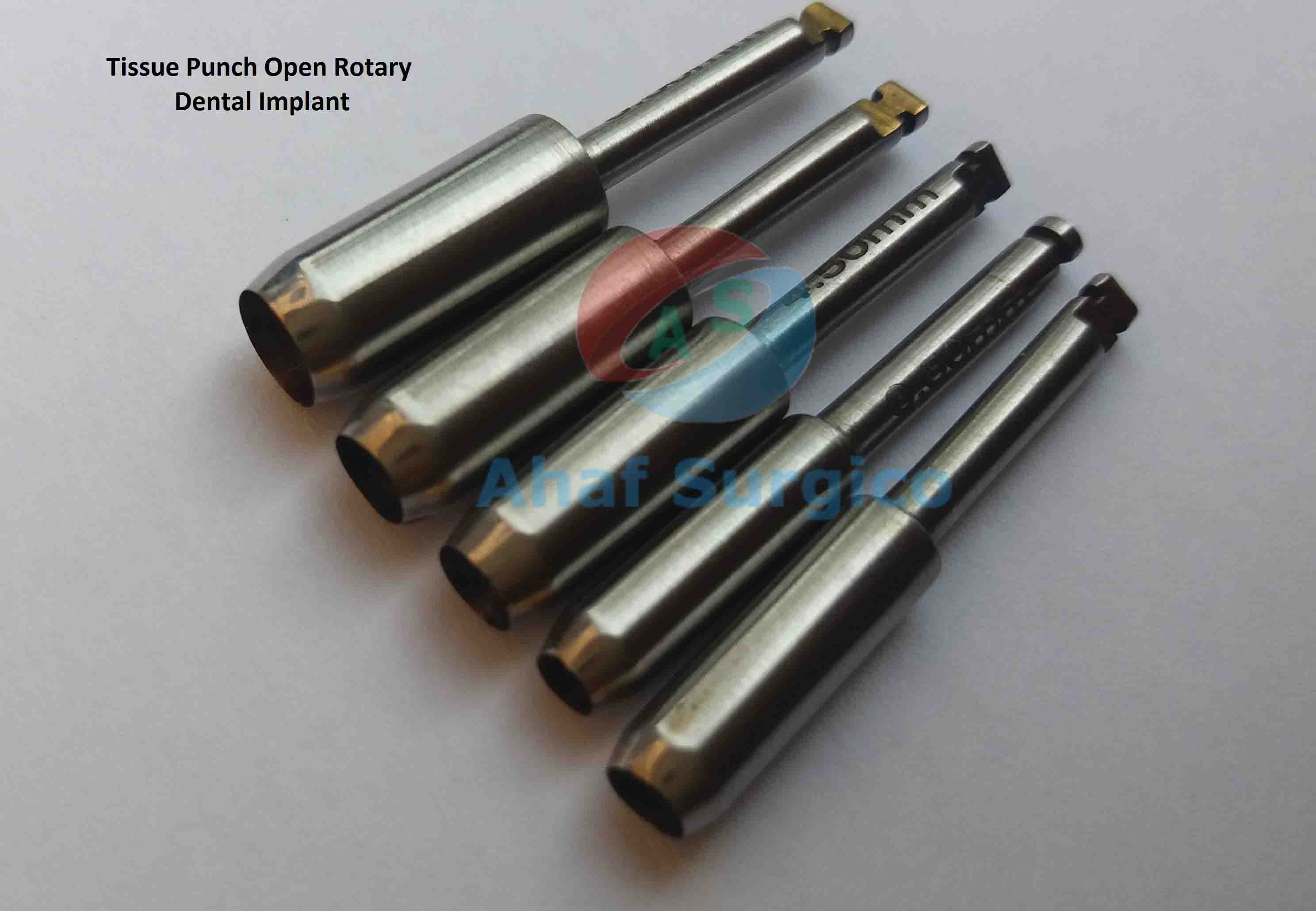 Tissue Punch Open Rotary