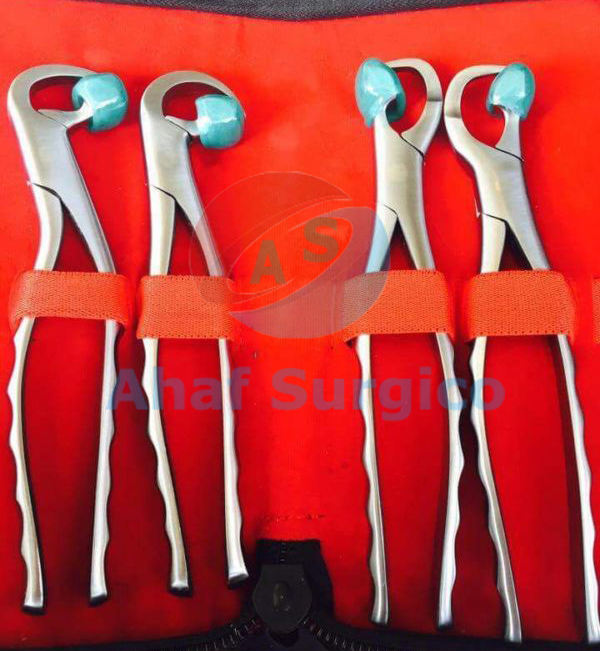 Physics Forceps Set
